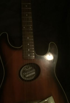 Fender Acoustic/Electric Guitar for Sale in Philadelphia, PA