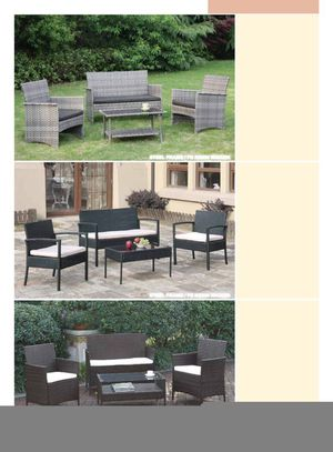 Outdoor Set Sale!! New in box for Sale in Toms River, NJ