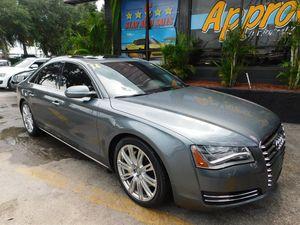 2014 Audi A8 for Sale in Tampa, FL