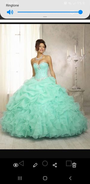 Quinceanera dress for Sale in Amarillo, TX