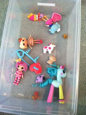 Lalaloopsy collection for Sale in Germantown, MD