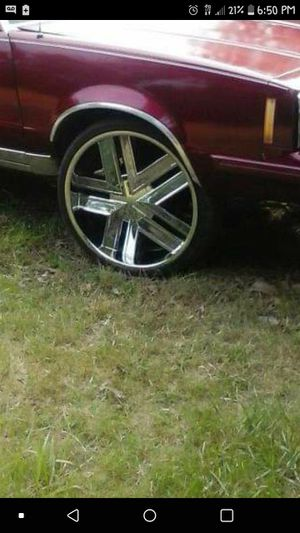 Greed 24 inch rims for Sale in Jackson, TN