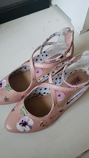Girls Betsey Johnson shoes for Sale in Modesto, CA