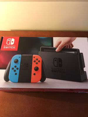 Nintendo switch for Sale in Raleigh, NC