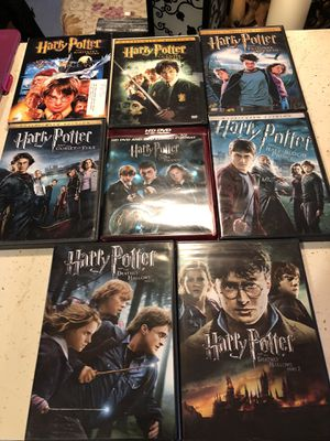 Harry Potter DVDS for Sale in Auburn, WA