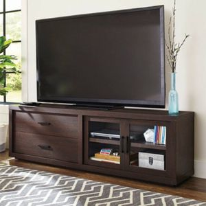 "Better Homes & Gardens Steele TV Stand for TV's up to 80"", Espresso Finish - Brand New With Assembly for Sale in San Lorenzo, CA"