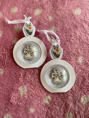 Disney parks Olaf Pins Ornament LIMITED RELEASE for Sale in Downey, CA