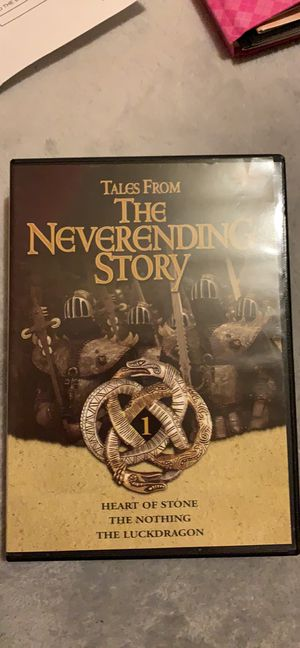 Tales from the Neverending Story disc 1&2&4 for Sale in Avis, PA