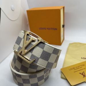 Louis Vuitton LV Belt Size 34 ( Both Genders ) for Sale in Fort Worth, TX