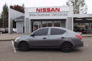 2018 Nissan Versa Sedan for Sale in Puyallup, WA