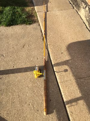 Fishing rod for Sale in Chicago, IL