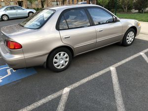2002 Toyota Corolla for Sale in Chantilly, VA