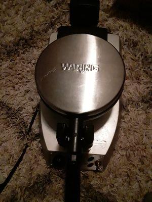 Waring professional Belgian waffle maker for Sale in Washington, DC