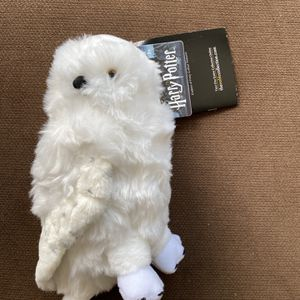 "Harry Potter Hedwig Snowy Owl Plush Stuffed Animal Toy 8"" Noble Collection New for Sale in Alameda, CA"