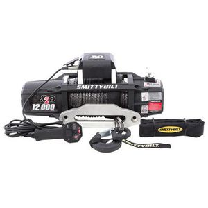 Smittybilt X2O 12K GEN2 Comp Series 12000lb Wireless Winch for Sale in San Diego, CA