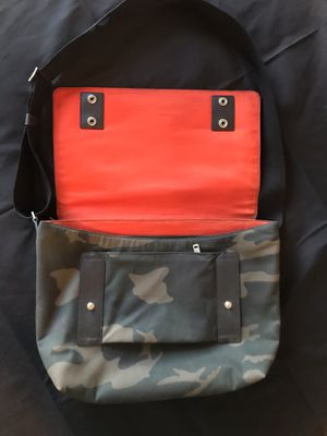 Jack Spade Camo Field Messenger Bag for Sale in Los Angeles, CA