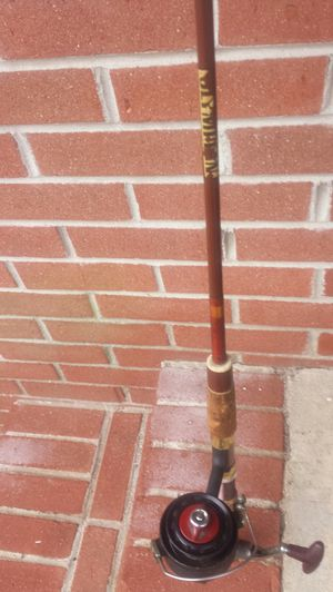 Vintage fishing rod and reel for Sale in Chesapeake, VA