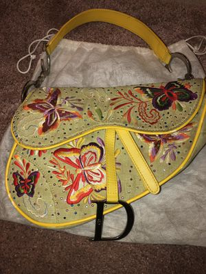 Dior Saddle bag for Sale in Saint Paul, MN