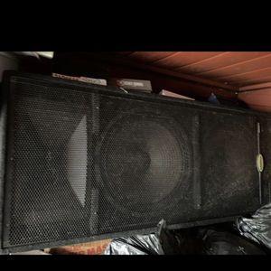 Speakers (Samson) for Sale in Westbury, NY