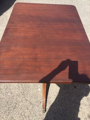 Antique table and chairs for Sale in Leander, TX