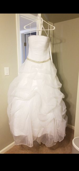 Beautiful wedding dress for Sale in El Mirage, AZ