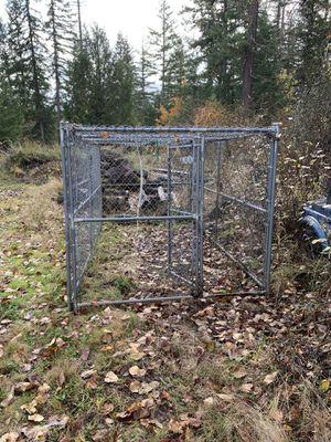 Heavy duty dog kennel for Sale in Rainier, WA