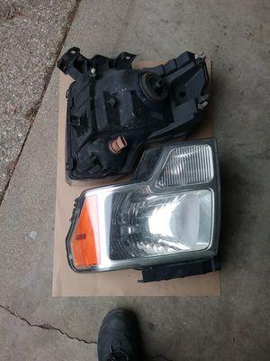 2010 F150 head lights 2009-2014 for Sale in EAST GRAND RA, MI