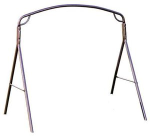 NEW Jack-Post Woodlawn Bronze Woodlawn Swing Frame for Sale in Nashville, TN