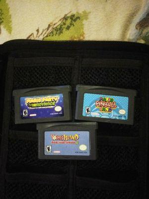 Mario Game Boy Advance for Sale in San Antonio, TX