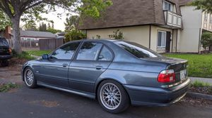 2001 BMW 530i clean title, smog, new clutch , new engine, new head gasket for Sale in San Jose, CA
