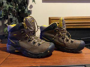 Keen Steel Toe Waterproof Work Boots for Sale in Columbus, OH