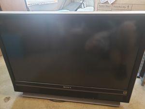 "37"" sony tv for Sale in Pawtucket, RI"