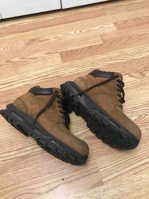 Nike boot size 8 men pick up at timber dr Garner for Sale in Garner, NC