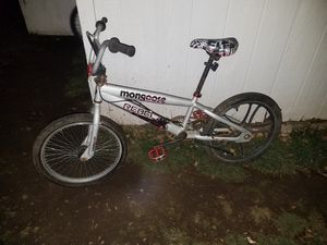 Mongoose rebel for Sale in Newton, IA