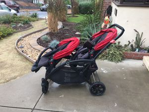 Contours Tandem Double Stroller for Sale in Burbank, CA