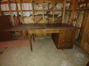 Antique Desk 1950's for Sale in Vancouver, WA
