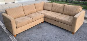 Sectional sofa delivery available for Sale in Bethesda, MD