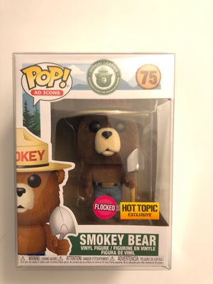 Smokey the Bear Funko pop for Sale in Beckett Ridge, OH