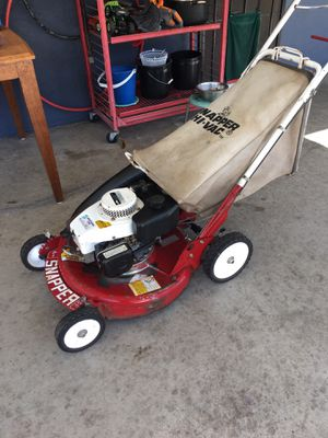 Lawn mower snapper self propelled for Sale in Lemon Grove, CA