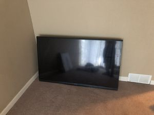 65 inch wall mount sharp tv need gone today 350 obo for Sale in Windsor, ON