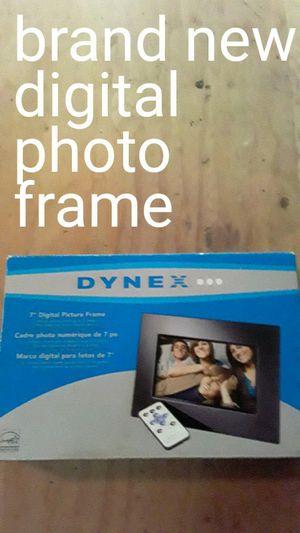 Brand new digital photo frame for Sale in Mt. Juliet, TN