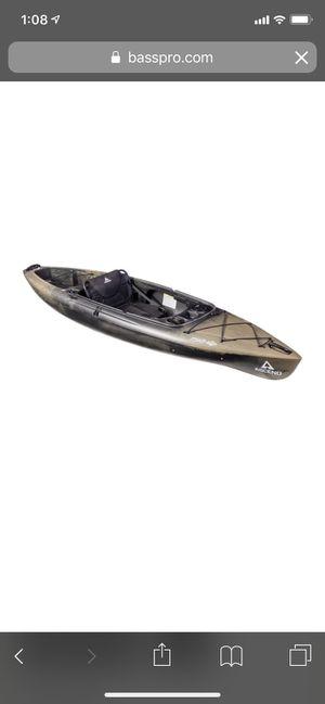 Ascend FS10 angler Kayak 10ft for Sale in Toledo, OH