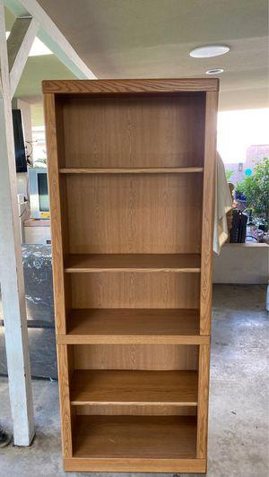 Two identical bookshelves for Sale in Santa Fe Springs, CA