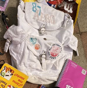 Backpack, baby toys, trolls poppy, etc for Sale in Wilmington, CA