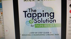 The Tapping Solution For Pain Relief, Nick Ortner, 2015, Book for Sale in Fayetteville, NC