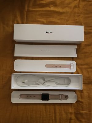 Series Three Apple Watch for Sale in Columbus, OH