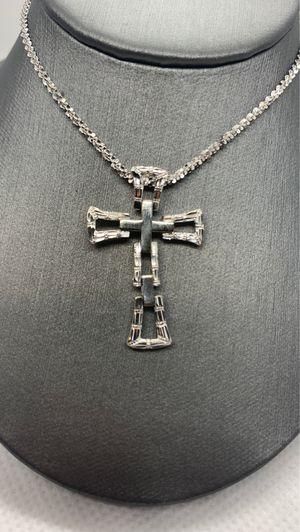 Gold cross for Sale in Sacramento, CA