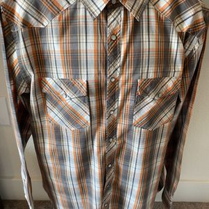 Old Navy Plaid Shirt Men's for Sale in El Dorado Hills, CA