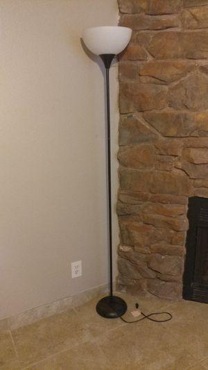 Black floor lamp $10 for Sale in Chandler, AZ
