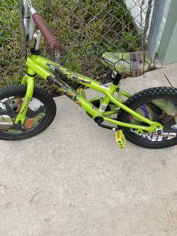 Ninja Turtle Bike Kids for Sale in Belton,  TX